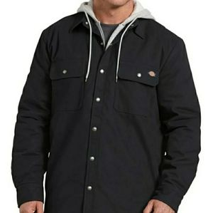 Dickies Quilted Hooded Jacket Relaxed Fit NEW 3XL